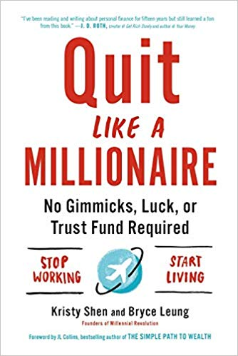 Quit Like A Millionaire - Top 5 Best Books about Financial Independence