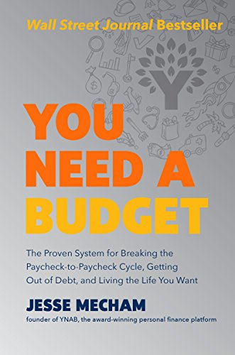 Top 5 Best Books about Budgeting - You Need a Budget