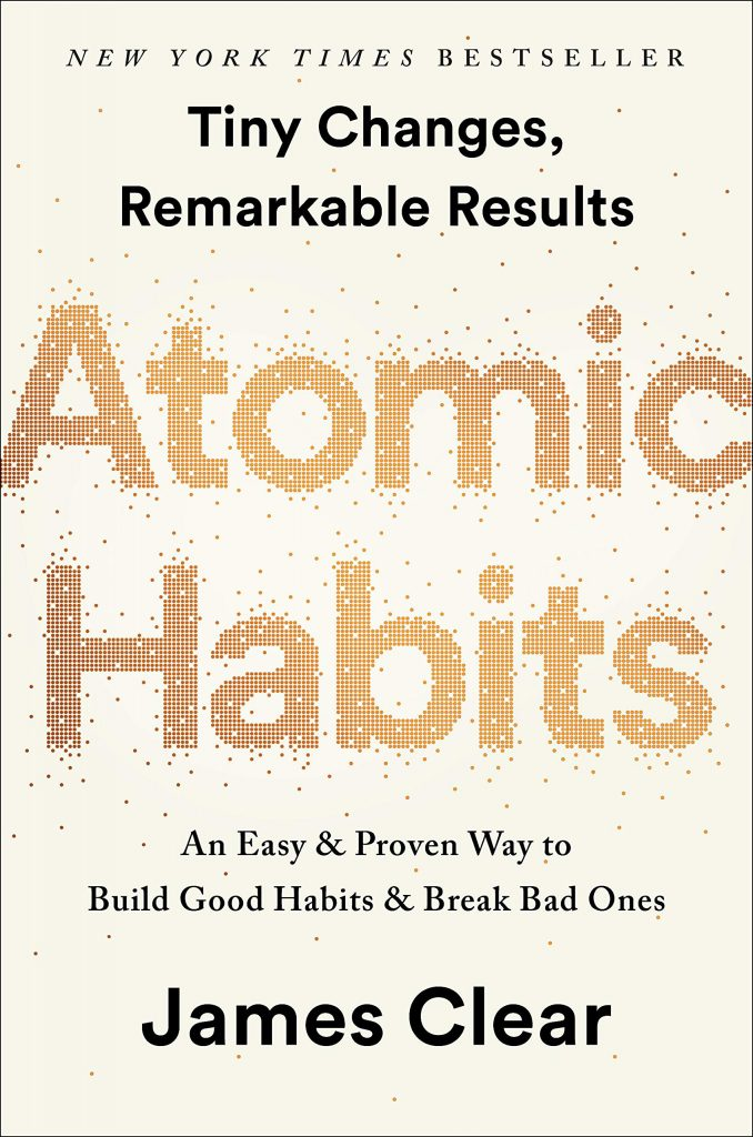 Top 5 Best Books about Starting a Side Business - Atomic Habits