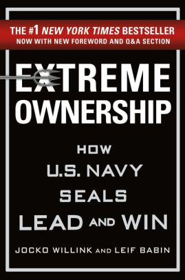 Top 5 Best Books about Starting a Side Business - Extreme Ownership