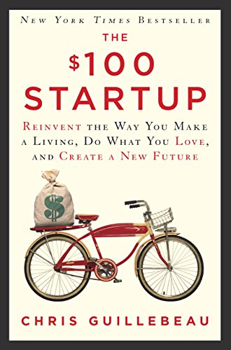 Top 5 Best Books about Starting a Side Business - The $100 Startup