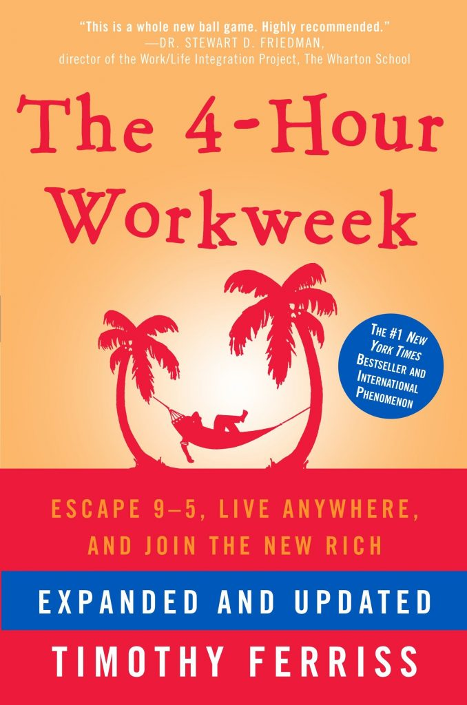 Top 5 Best Books about Starting a Business - The 4-Hour Workweek
