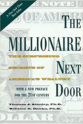 Top 5 Best Books about Personal Finance - The Millionaire Next Door