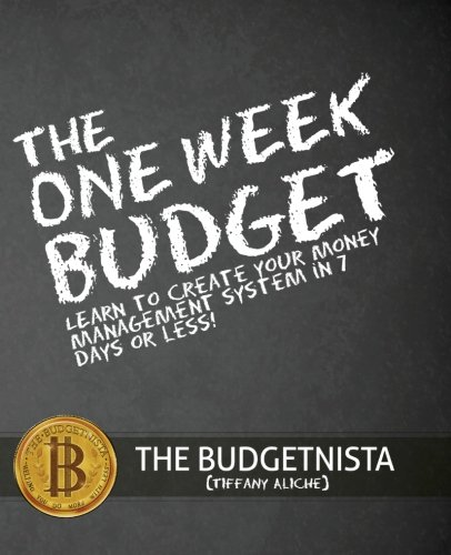 Top 5 Best Books about Budgeting - The One Week Budget