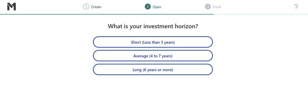 understand your investment horizon