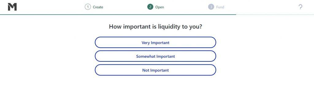 liquidity is important