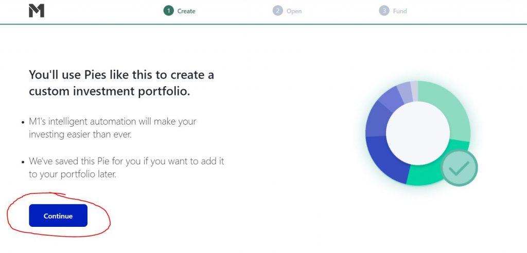 custom investment portfolio for beginners